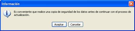 AjpdSoft Actualización automática en funcionamiento
