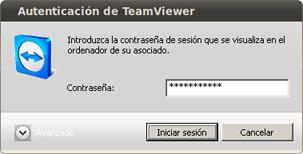 Control remoto de Linux a Windows con TeamViewer