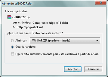 Descargar fichero ISO Offline NT Password & Registry Editor y grabar en CD