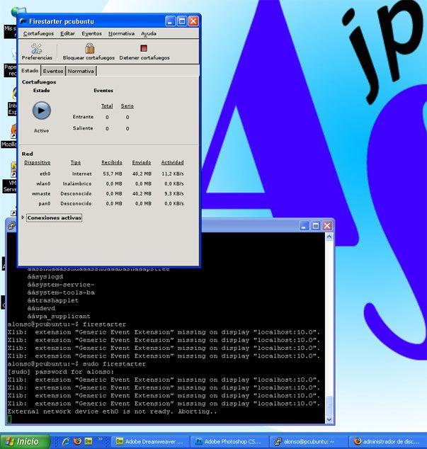 Xming servidor X para Windows mediante SSH y GNU Linux - Conexión y ejecución X Windows X11 en XP