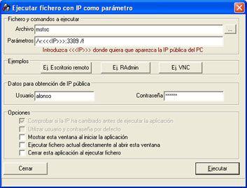 AjpdSoft Aviso cambio IP pública – Código Fuente Delphi