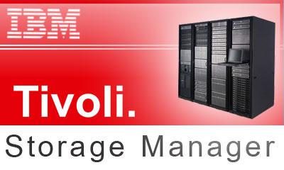 Comandos más usuales de Tivoli Storage Manager