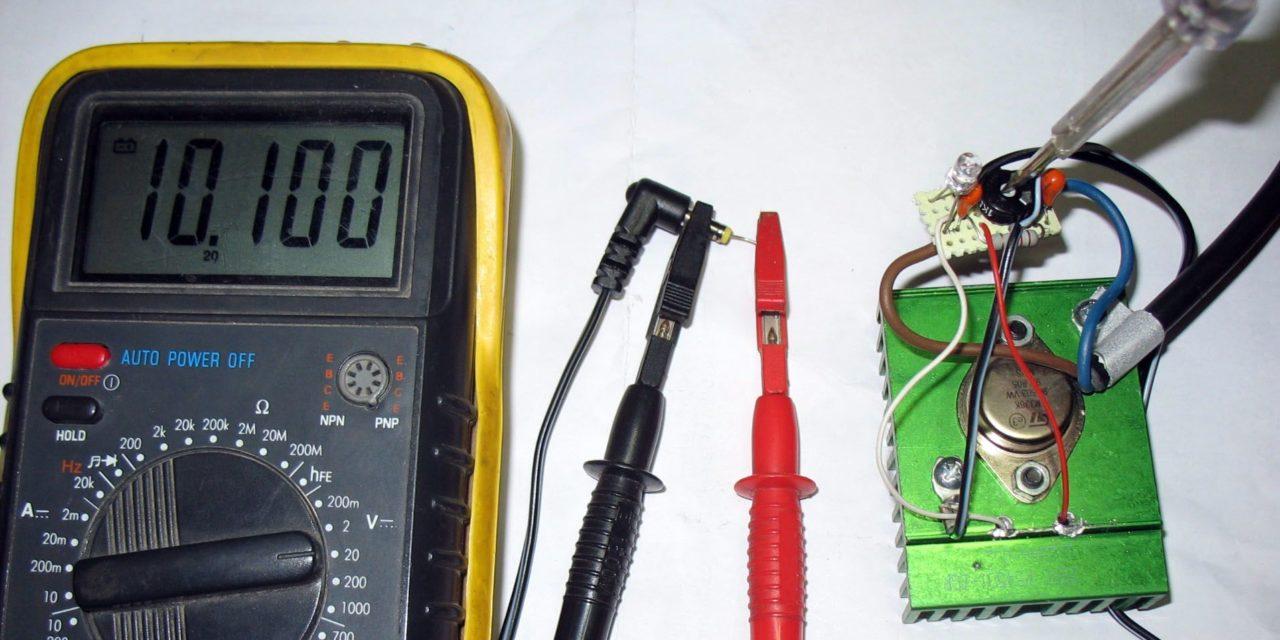 Realizar un alimentador eléctrico para un Asus EEE PC