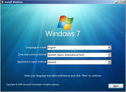 Instalar Microsoft Windows 7 Ultimate Beta 1 Build 7000