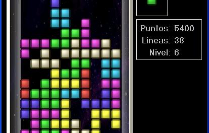 AjpdSoft Tetris