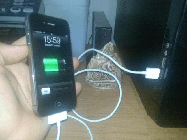 Cómo hacer control remoto a un PC desde el iPhone 4 de Apple con TeamViewer