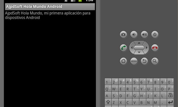 Mi primera aplicación Android con Eclipse en Linux, instalar Eclipse Ubuntu
