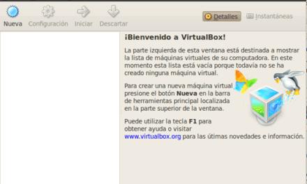 Virtualizar en Linux, instalar VirtualBox en Linux Ubuntu 10.10 64 bits