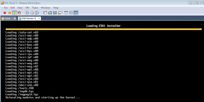 Instalar VMware ESXi 5 en VMware Workstation, instalar vSphere Client