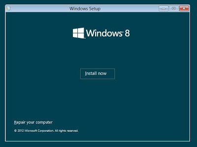 Instalar Windows 8, virtualizar con VMware Workstation