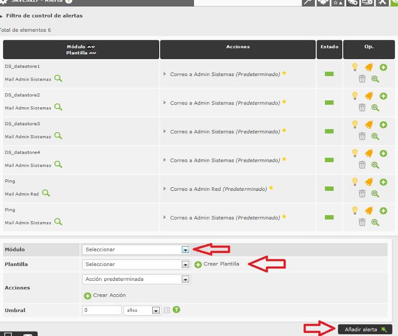 Monitorizar servidor VMware ESXi mediante Pandora FMS Open Source y PowerCLI