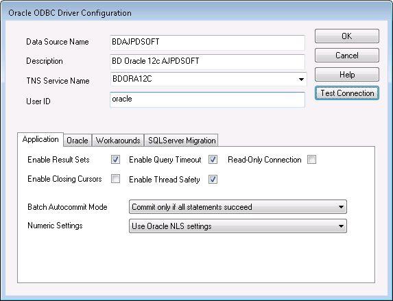 Cómo acceder a base datos Oracle 12c sin instalar software en Windows