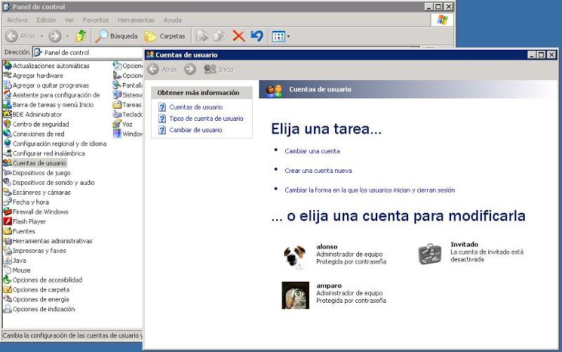 Gestionar usuarios y contraseñas guardadas para acceso a recursos de red Windows
