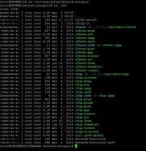 Configurar la red para obtención de IP, DNS y Puerta de Enlace mediante DHCP en Linux CentOS 7