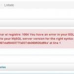 Cómo capturar y mostrar los errores en PHP, parámetros de configuración para errores, constantes