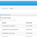 WebApp con Framework ProyectoA PHP