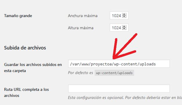 Establecer permisos en carpetas en Linux CentOS 7 y configuración para sitio web con WordPress