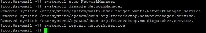 Configuración de IP del equipo Linux CentOS