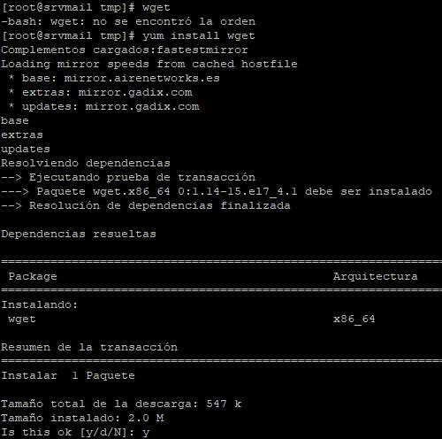 Instalar Zimbra Collaboration Open Source Edition 8.8.8 en Linux CentOS 7