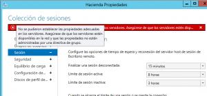 Configurar cierre de sesiones de Escritorio Remoto en estado Desconectado para equipos Windows Server desde la directiva