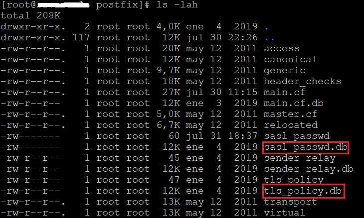 Configuración previa para enviar correos electrónicos e-mail usando servidor SMTP externo en Linux