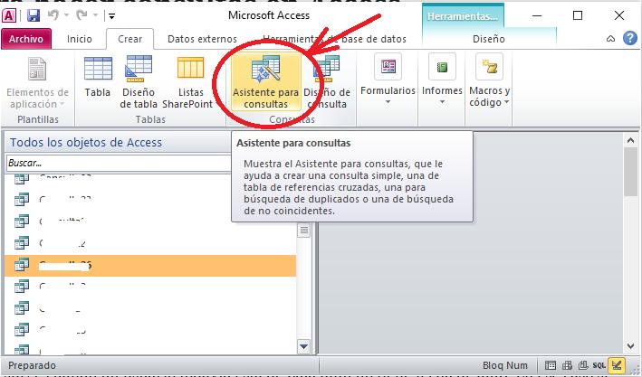 Ejemplo de uso de filtros en consulta Access usando funciones SiIm EsNulo y Ahora