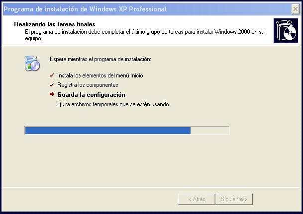 Uso de sysprep para cambiar el SID de un equipo Windows XP