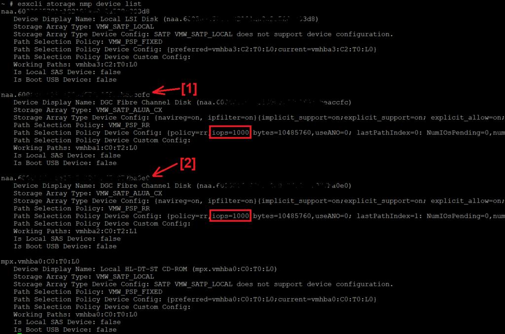 Modificar valor del parámetro para que solo envíe un IO por cada petición a cada canal