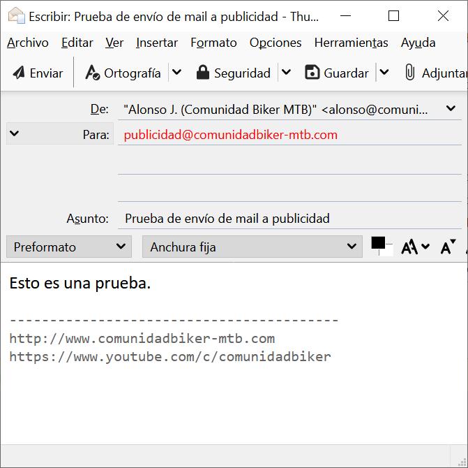 Comprobando el envío de emails y la recepción con la cuenta personalizada de nuestro dominio en Gmail
