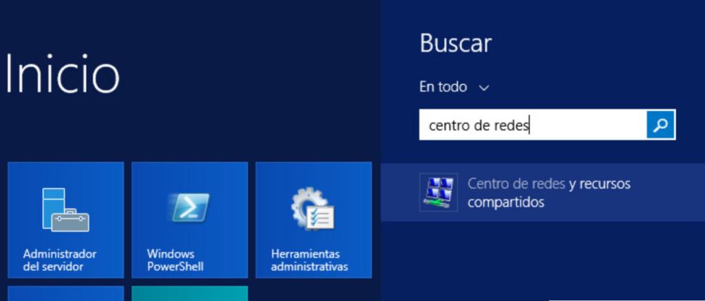 Configuración básica del equipo clonado Windows Server 2012