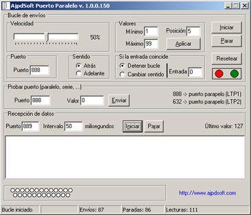 AjpdSoft Puerto Paralelo Código Fuente Delphi 6