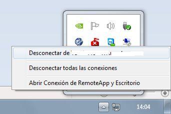 Acceso a servidor de Escritorio remoto y RemoteApp mediante RDWeb y RemoteApp desde cliente Windows