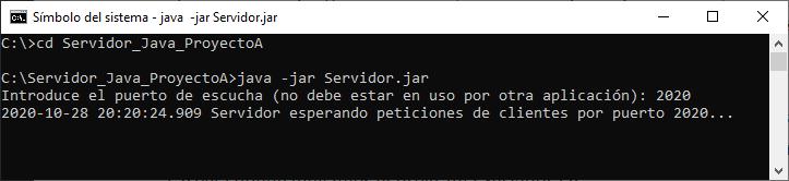 Pruebas reales de Cliente y Servidor en equipos Windows y Linux de la misma red LAN