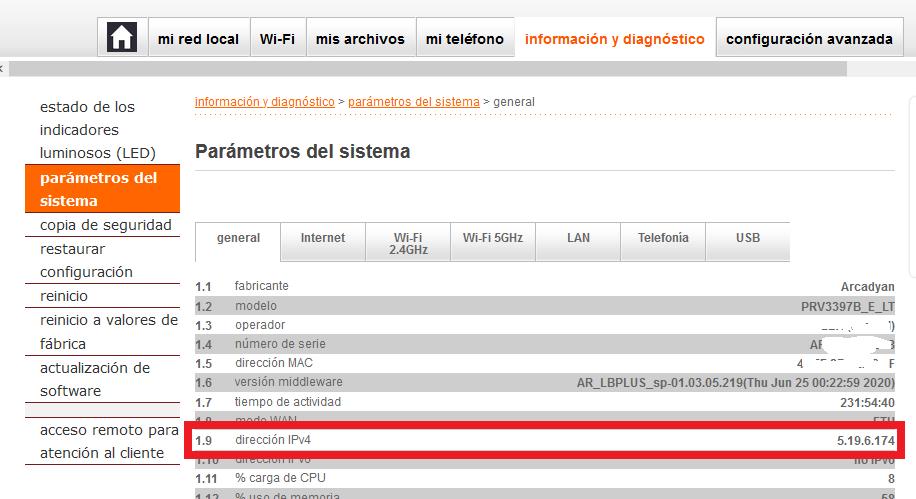 NAT/Mapeo/Redirección de puerto en router router estándar de casa