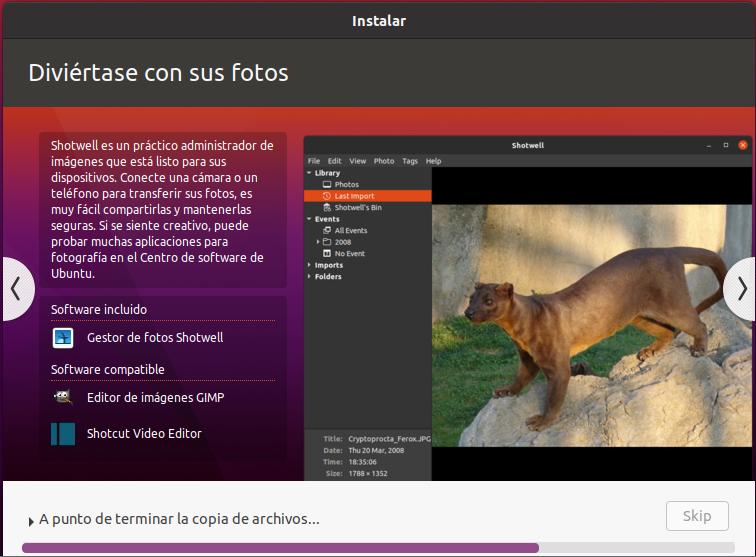 Instalar Linux Ubuntu 20.04.1 virtualizado sobre VMware ESXi 6.5
