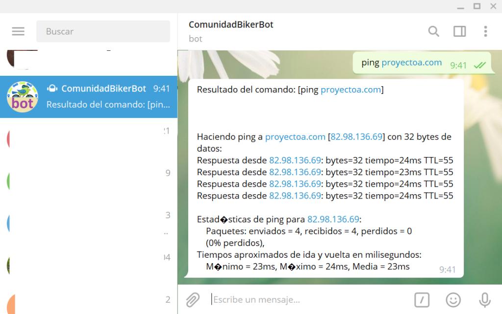 Crear proyecto Java en IntelliJ IDEA usando Maven como repositorio que lee comando de Telegram y lo ejecuta en sistema operativo