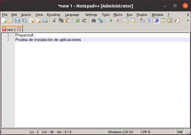 Instalar aplicaciones en Ubuntu 20.04.01 desde el modo gráfico con Ubuntu Software