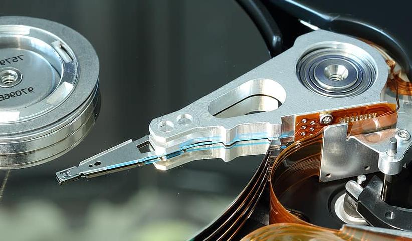 Disco duro rotacional IDE SATA SAS iSCSI