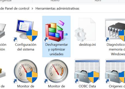Desactivar desfragmentación en unidades SSD