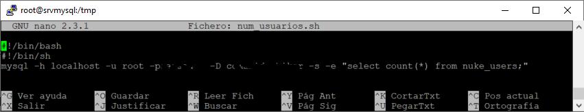 Probar aplicación Java que lee comando de Telegram y lo ejecuta en sistema operativo Linux