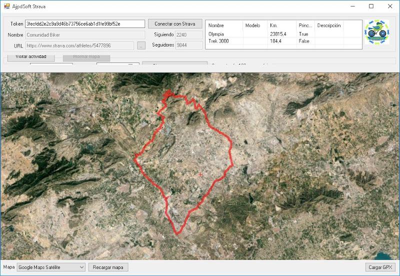 Cómo usar mapas geográficos aplicaciones Visual Studio .NET gratuitamente