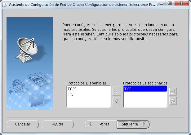 Configurar Listener, métodos de nomenclatura, nombre del Servicio de Red Local en Oracle 12c y Linux con netca