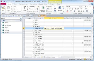 Vincular tablas de MySQL Server en Microsoft Access