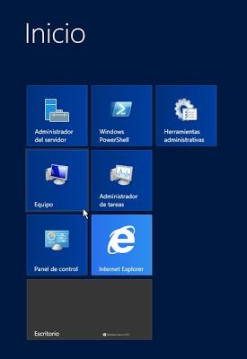 Cambiar nombre de red hostname de equipo con Windows Server 2012