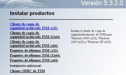 Añadir un nuevo nodo cliente para copia de seguridad en Tivoli Storage Manager