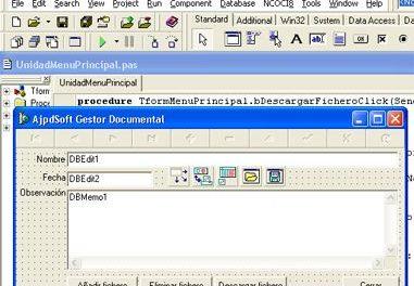 Cómo insertar ficheros en un campo de una tabla MySQL con Delphi