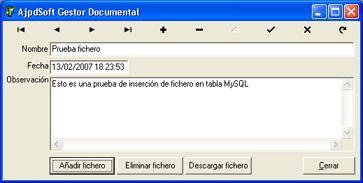 AjpdSoft Gestor Documental Código Fuente Delphi 6