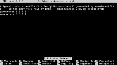 Configuración inicial servidor Linux Ubuntu Server 13.04