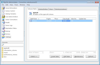 Configurar MySQL, crear usuario, crear base de datos, permitir conexiones externas
