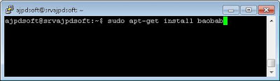Instalar GNOME System Monitor, Nautilus, GParted, Disk Usage Analyzer en GNU Linux Ubuntu Server 13.04 y abrirlo en Windows con Xming y PuTTY